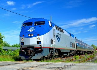 Amtrak Senior Discount