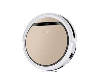 ILIFE V5s Pro Robot Vacuum Cleaner